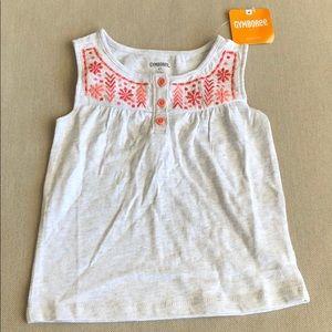 Girls Tank Top Shirt